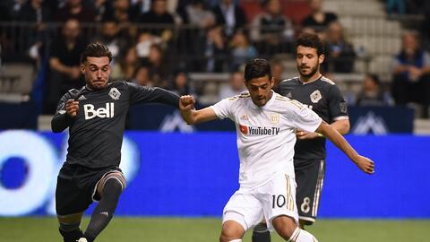 Con su prestigiosa zurda, Carlos Vela lidera los golazos de la séptima semana de la MLS