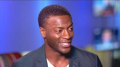 Aldis Hodge, from living in his car to 'City on A Hill'