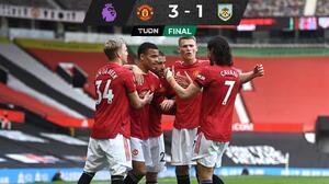 ¡Se cierra la Premier! Manchester United se coloca a 8 del City