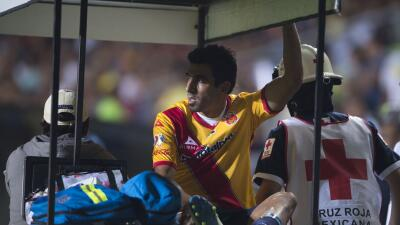 Cristian Pellerano estará fuera seis semanas por lesión
