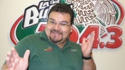 """Conoce a Jorge López """"El Bolillo"""""""