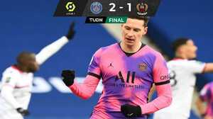 Y ahora apuntan a la Champions... Keylor volvió en triunfo del PSG
