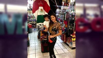 Exclusiva: Baby Joshua tuvo un viaje lleno de amor con su mamá a México