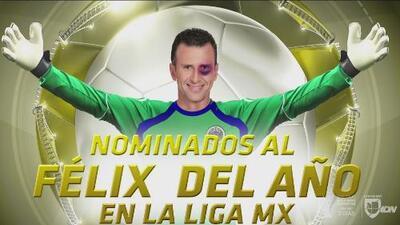 Estos son los nominados a 'Félix del año' en la Liga MX de 2017 ¡Y el ganador es…!