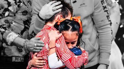 Bañados en lágrimas: así fue cómo Los Dinamitas se fueron de la competencia (y Los Peque Estrellas se quedaron)