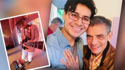 Esposo de Sarita pretende ser cantante y se promueve en redes sociales a días del fallecimiento de José José