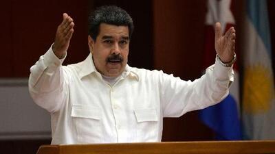 Maduro dice que le eliminará cinco ceros al bolívar luego de que el FMI proyectara la inflación de Venezuela en 1,000,000%