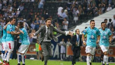 Volvió el 'jugador de futbol americano' a ser campeón en Monterrey