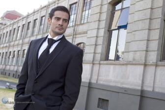 Ricardo Franco, un actor con galanura imperdonable