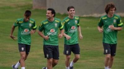 Scolari anunció a sus nueve fijos para el Mundial de Brasil