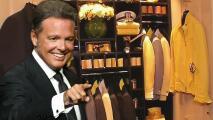 Luis Miguel es cliente habitual: conoce la tienda de moda masculina más cara de mundo