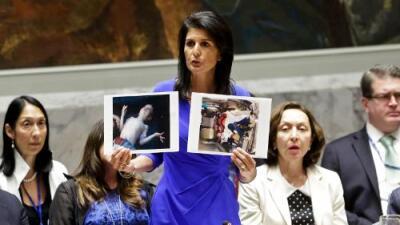 La ONU confirma que el gobierno de Siria fue el responsable del ataque con gas sarín que mató a más de 80 personas