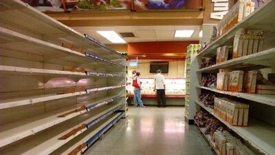 Venezuela pasa hambre