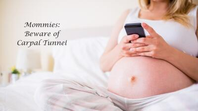 Carpal-Tunnel Syndrome in Pregnancy: Joint Point Cures