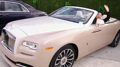 Entérate por qué cada uno de estos carros (como el que tienen JLo y A-Rod) cuesta medio millón de dólares