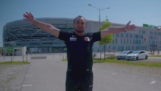 ¡Y no es futbolista! Salvatore Belardo, uno de los integrantes más queridos del FC Augsburg