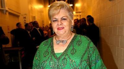 ¡Paquita la del Barrio no cree que los cantantes deben pagar impuestos!