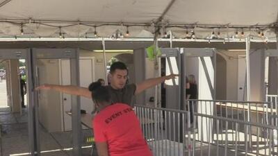 Refuerzan seguridad para la Feria de Kern