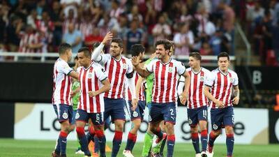 Chivas en busca de su cuarta final de Concacaf