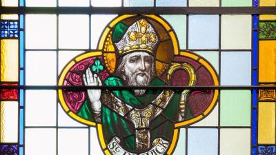 Quién era San Patricio