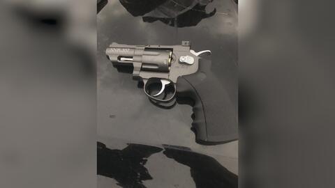 Alertan sobre armas falsas en asaltos