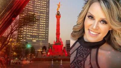 Rosie Rivera no pasa hambre durante su visita a México (y mira qué le gusta)
