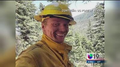Muere segundo bombero por incendios en CA