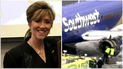 Sorprendente: audio de la piloto que conducía el avión de Southwest durante su aterrizaje de emergencia