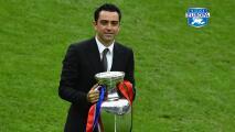 Víctor Font quiere que Xavi forme parte de su proyecto deportivo