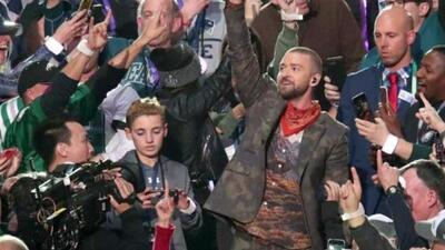 El 'selfie kid' del Super Bowl confiesa la angustiosa razón por la que tuvo que ignorar a Justin Timberlake