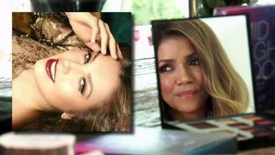 Llegó sin dinero pero con su kit de maquillaje, ahora Claudia Betancur es elegida por Thalía, Eva Longoria o JLo