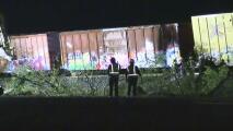 Tren se descarrila en el condado Medina debido a las afectaciones provocadas por las tormentas