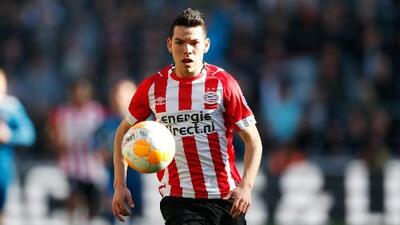 Manchester United 'peleará' con Napoli por Hirving Lozano