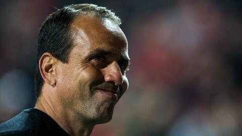 """Óscar Pareja asegura: """"Debemos estar muy felices, se le ha ganado a un gran equipo"""""""