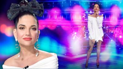 La alta moda francesa llega a Reina de la Canción de la mano de Natalia Jiménez