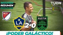 Resumen | LA Galaxy vence 2-0 a Austin FC con gran juego de 'Chicharito'