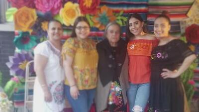 El dolor embarga a una familia hispana cuya hija fue asesinada frente a una vivienda en Aurora