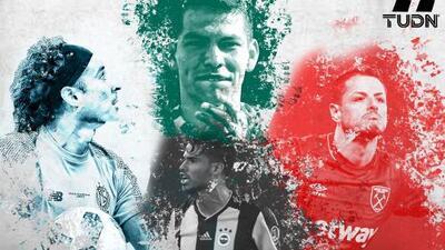 Ochoa, Reyes, Lozano y 'Chicharito', con futuro en duda