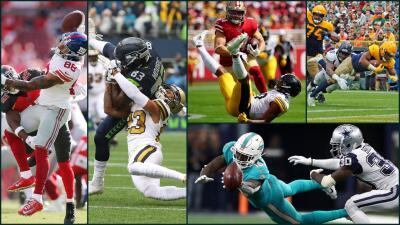 Los resultados de la Semana 3 en la NFL