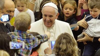 El Papa Francisco tuvo su segundo 'hangout' con jóvenes