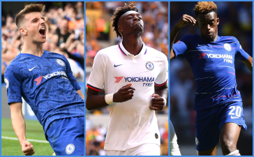 Chelsea: una sanción que ha potenciado a sus canteranos
