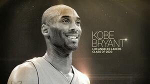 """Vanessa sobre Kobe: """"Ahora estás en el Salón de la Fama, campeón"""""""