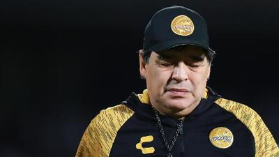Maradona dejaría Dorados para volver a dirigir en Argentina