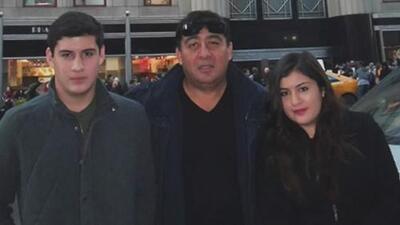 Papá, mamá y sus tres hijos: cinco miembros de una familia viajaban en el avión accidentado en México