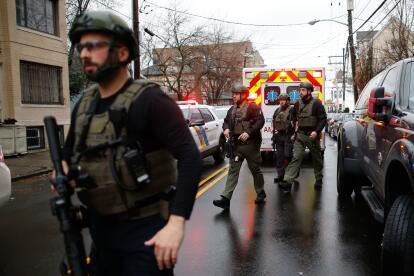 Resultado de imagen para Tiroteo en Jersey City paraliza la ciudad y deja varios muertos