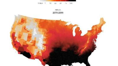 Climate change: Hispanics more exposed to 'killer heat' in US