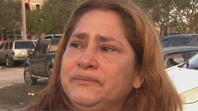"""""""Es condenarme a muerte"""": esta hondureña padece un agresivo cáncer que no podría tratar si ICE la deporta"""
