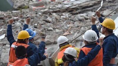 El número de víctimas en el terremoto de México aumenta a 286 muertos