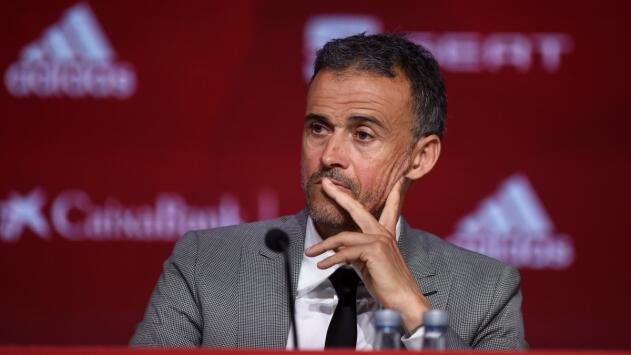 """Luis Enrique: """"Moreno es desleal, no quiero alguien así en mi staff"""""""