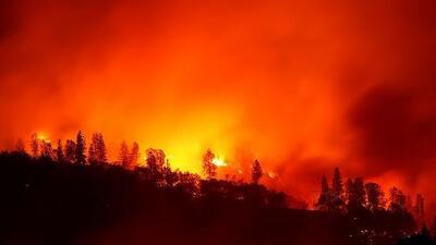 En un minuto: El fuego deja ya 31 muertos y cientos de desparecidos en California